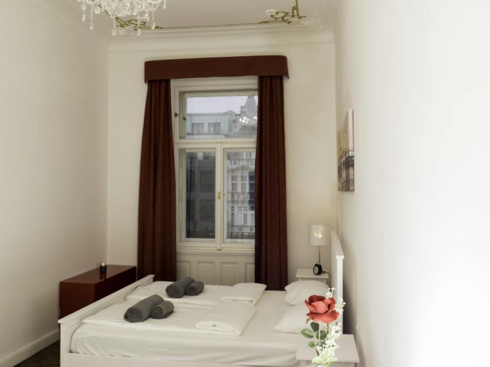 Praag centrum appartement Wencelas Square